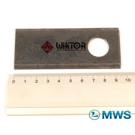 Nożyk kosiarki MWS
