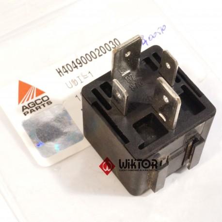 Przekaźnik FENDT ® H404900020030 H3129000200020