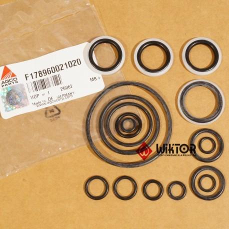 Zestaw naprawczy rozdzielacza FENDT ® F178960021020