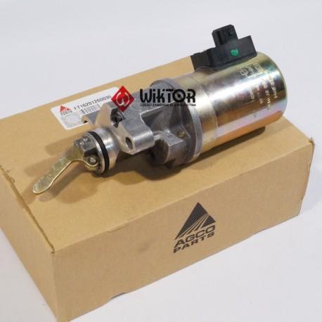 Zawór magnetyczny gaszenia FENDT F716201260030