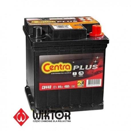 Centra Plus 12V 44Ah EN 400A CB440