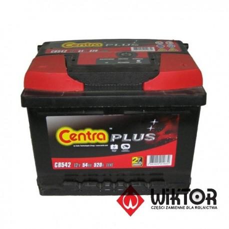 Centra Plus 12V 54Ah EN 520A CB542