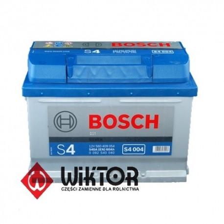 Bosch S4 12V 60Ah EN540A 0.092.S40.040 S4004