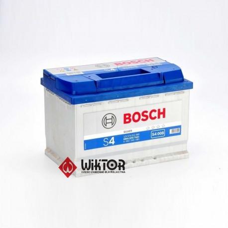 Bosch S4 12V 74Ah EN680A S4008 0.092.S40.080
