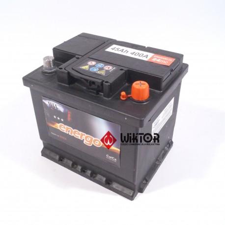 ENERGO 12V 45Ah EN400A 0.185.854.512
