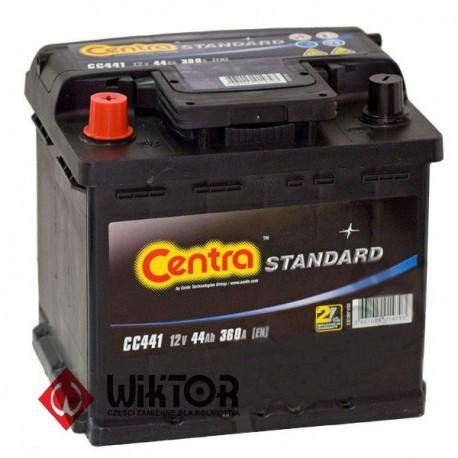 Centra Standard 12V 44Ah EN 360A CC441