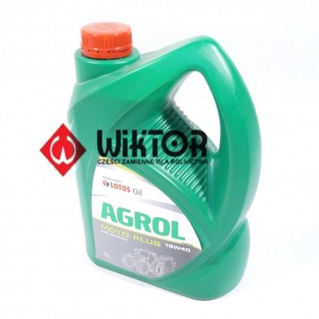 Olej silnikowy LOTOS 15W40