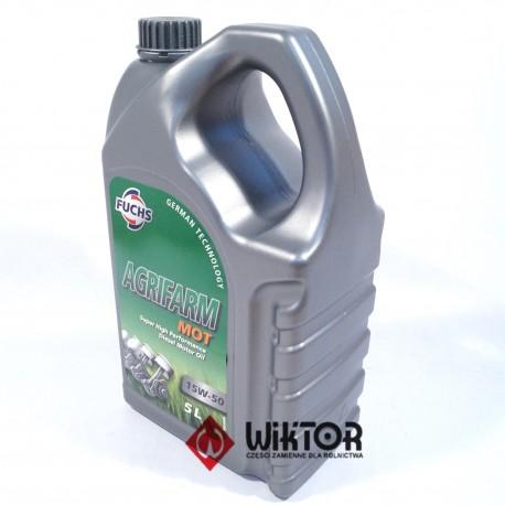 Olej silnikowy FUCHS Agrifarm 15w50