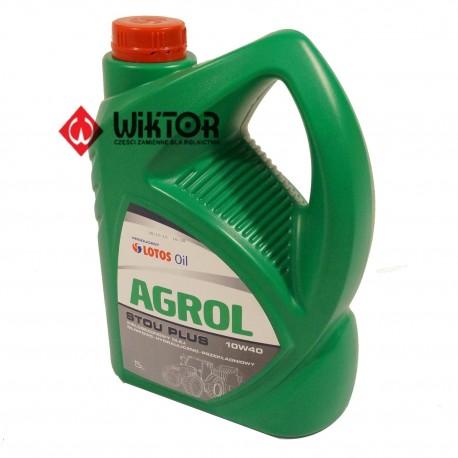 Olej uniwersalny LOTOS Agrol STOU Plus 10w40