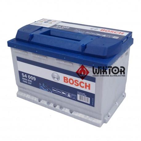 Bosch S4 12V 74Ah EN680A