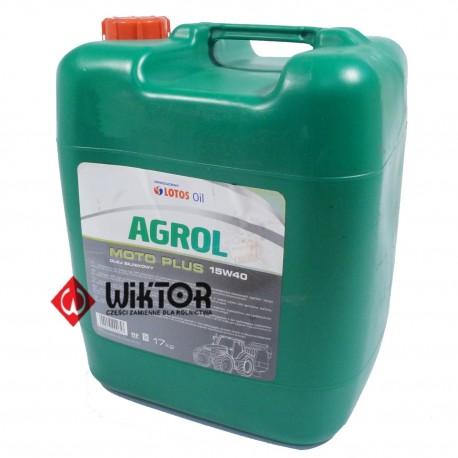 Olej silnikowy LOTOS 15W40 20L