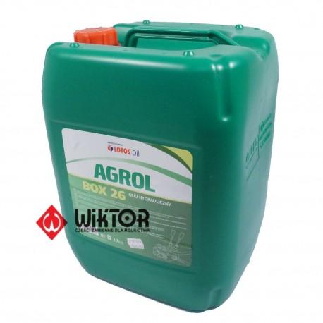 Olej hydrauliczny LOTOS HV46 20L