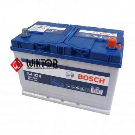 Bosch S4 12V 95Ah EN830A S4028 JAPAN