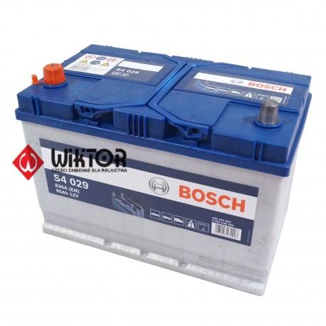 Bosch S4 12V 95Ah EN830A S4029 JAPAN