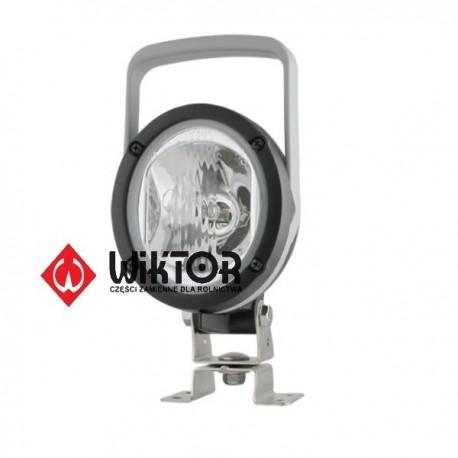 Lampa robocza z regulacją