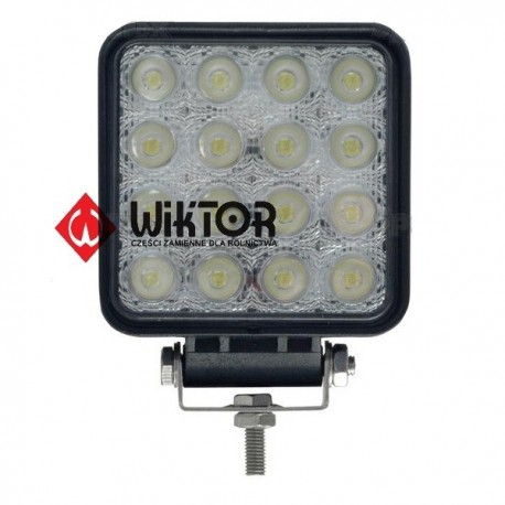 Lampa robocza LED 12-24V 48W 3600L S.28768