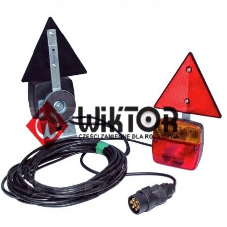 Zestaw lamp tylnych - magnes 1400-970040