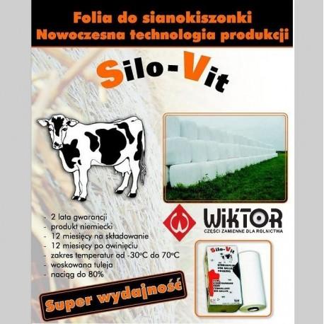 Folia do owijania SILO-VIT 500*1800